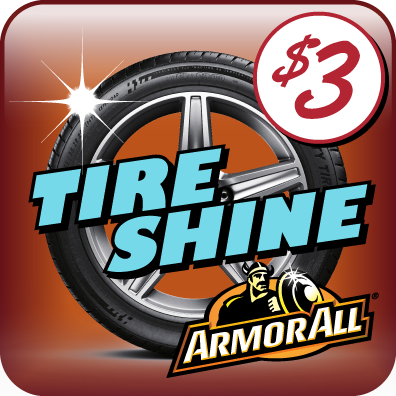 Armorall Tires $3.00